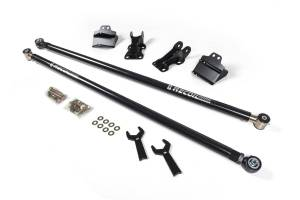 Steering And Suspension - Suspension Parts - BDS Suspension - BDS Suspension RECOIL Traction Bar System 2001-2010 Chevy/GMC 2500/3500 121407 & 123409