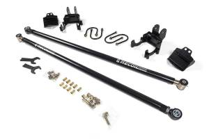 Steering And Suspension - Suspension Parts - BDS Suspension - BDS Suspension RECOIL Traction Bar System 2011-2016 F250/F350 Long Bed 123418