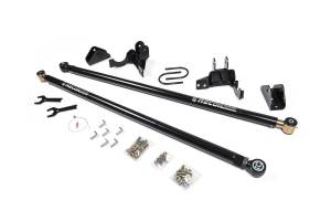 Steering And Suspension - Suspension Parts - BDS Suspension - BDS Suspension RECOIL Traction Bar System 2011-2017 Chevy/GMC 2500HD/3500 121408 & 123409