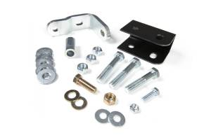 Steering And Suspension - Track Bars - BDS Suspension - BDS Suspension Track Bar Relocation Kit 124004