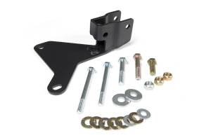 Steering And Suspension - Track Bars - BDS Suspension - BDS Suspension Track Bar Relocation Kit 124402