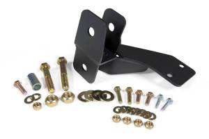 Steering And Suspension - Track Bars - BDS Suspension - BDS Suspension Track Bar Relocation Kit 124457