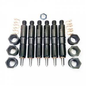 Dynomite Diesel - Dynomite Diesel 9498-1 Stage 1 Injector Set 94-98 Dodge 12 Valve