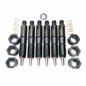 Dynomite Diesel - Dynomite Diesel 9498-4 Stage 4 Injectors 94-98 Dodge Cummins 12V