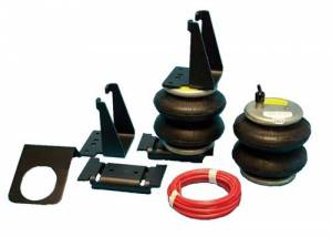 Steering And Suspension - Air Suspension Parts - Firestone - Firestone Ride-Rite Rear Air Bag Kit 01-08 GM 6.6L Duramax