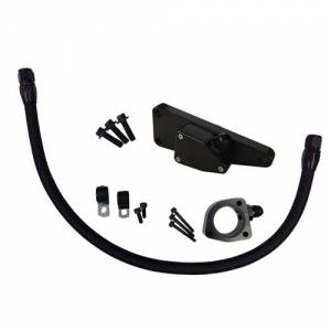 1994-1998 Dodge 5.9L 12V Cummins - Cooling System - Fleece Performance - Fleece CLNTBYPS-CUMMINS-12V Coolant Bypass Kit 94-98 Dodge Cummins