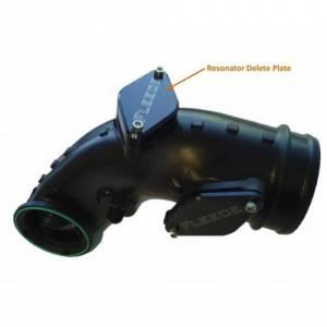 Engine Parts - Intake Manifolds & Parts - Fleece Performance - Fleece FPE-LML-RES Resonator Delete Plate 11-13 GM 6.6L Duramax LML