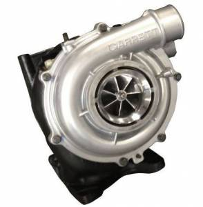 Turbo Chargers & Components - Turbo Charger Kits - Fleece Performance - Fleece FPE-LMM-VNT63-BW Cheetah Turbocharger 07.5-10 Duramax 6.6L LMM