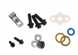 Engine Parts - Gaskets And Seals - Ford - Ford 3C3Z-9T514-AG Turbo Bolt/O-ring Kit 03-07 Ford 6.0L Powerstroke
