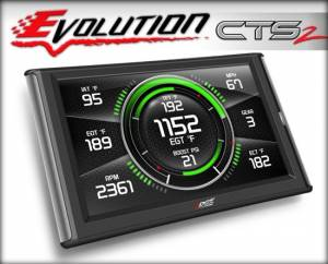 2006-2007 GM 6.6L LLY/LBZ Duramax - Programmers & Tuners - EDGE PRODUCTS - 85400 DIESEL EVOLUTION CTS2