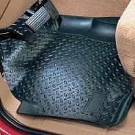 Husky Liners - Front Floor Liner 01-06 Chevrolet Silverado Crew Cab