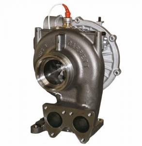 Turbo Chargers & Components - Turbo Charger Kits - Garrett - Garrett 773542-5001S Stage 2 DropIn Replacement Turbo 04.5-09 Duramax