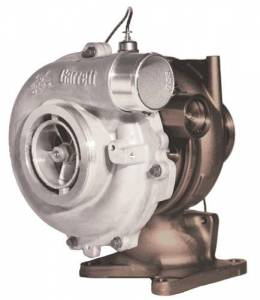 Turbo Chargers & Components - Turbo Charger Kits - Garrett - Garrett Powermax Stage 1 Drop-In Replacement Turbo 04.5-10 GM Duramax