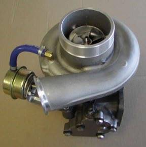 Turbo Chargers & Components - Turbo Charger Kits - High Tech Turbo - High Tech Turbo HTB2 62/12 03-07 5.9L Cummins