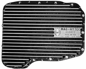 Steering And Suspension - Differential Covers - Mag-Hytec - MAG-HYTEC 68RFE Transmission Pan Fits 07.5-12 Dodge Cummins 6.7L