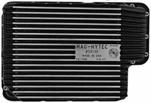 Mag-Hytec - Mag-Hytec F5R110 & F5R110W Transmission Pans 03+ Ford 6.0L/6.4L