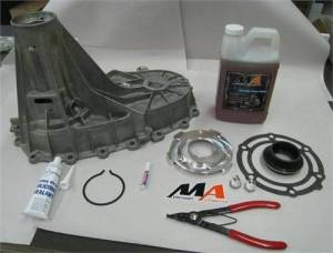 2001-2004 GM 6.6L LB7 Duramax - Drivetrain & Axle Components - Merchant Automotive - Merchant Auto 10772 - 263XHD/261XHD Transfer Case Pump Upgrade Combo