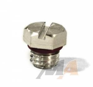Engine Parts - Parts & Accessories - Merchant Automotive - Merchant Automotive Aluminum Bleeder Screw