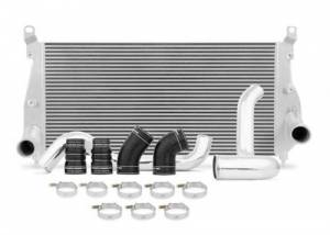 Turbo Chargers & Components - Intercoolers and Pipes - Mishimoto - Mishimoto MMINT-DMAX-02K Intercooler Pipe & Boot Kit 02-04 GM Duramax