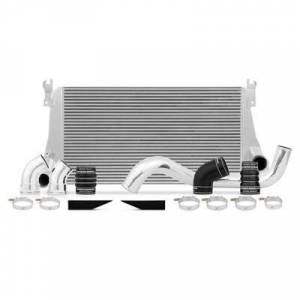 Turbo Chargers & Components - Intercoolers and Pipes - Mishimoto - Mishimoto MMINT-DMAX-06K Intercooler, Pipe & Boot Kit 06-10 Duramax