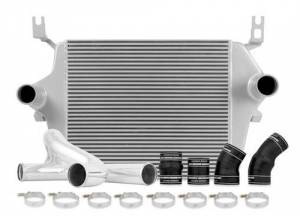 Turbo Chargers & Components - Intercoolers and Pipes - Mishimoto - Mishimoto MMINT-F2D-03K Intercooler & Pipe Kit 03-07 Ford 6.0L