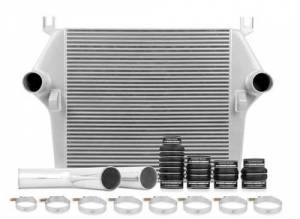 Turbo Chargers & Components - Intercoolers and Pipes - Mishimoto - Mishimoto MMINT-RAM-03K Intercooler & Pipe Kit 03-07 Dodge Cummins
