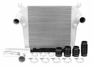 Turbo Chargers & Components - Intercoolers and Pipes - Mishimoto - Mishimoto MMINT-RAM-10K Intercooler & Pipe Kit 10-12 Dodge Cummins