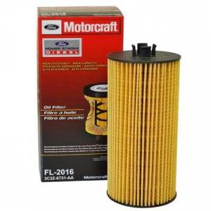 Motorcraft - Motorcraft - FL-2016 Oil Filter For 2003-2007 Ford 6.0L Powerstroke
