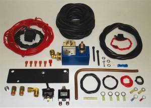 Pac Brake - Pac Brake HP10116-24 HP625 Install Kit w/Unloader Assembly For 24V