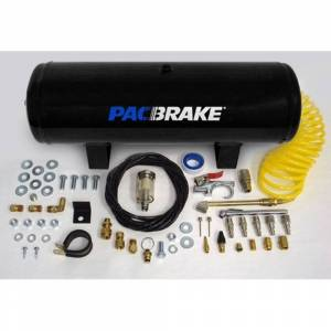 Pac Brake - Pacbrake HP10093 2-1/2 Gallon Air Tank