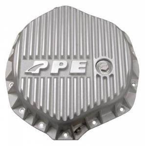 2006-2007 GM 6.6L LLY/LBZ Duramax - Axles & Components - PPE - PPE Heavy-Duty Aluminum Rear Differential Cover Raw - GM/Dodge