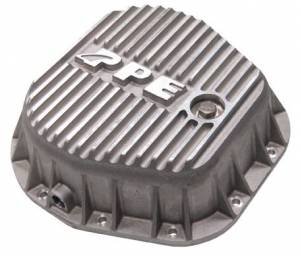 "Steering And Suspension - Differential Covers - PPE - PPE 338051000 HD Diff Cover for 1986+ Ford SRW 12 Bolt 10.25"" & 10.5"""