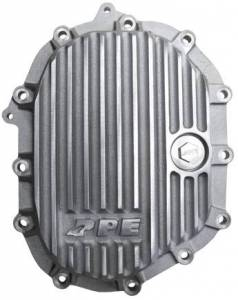 Steering And Suspension - Differential Covers - PPE - PPE Front Diff Cover for 2011+ GM 2500HD/3500