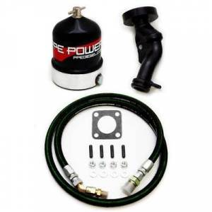 Engine Parts - Oil System - PPE - PPE Oil Centrifuge for 06-10 GM 6.6L Duramax