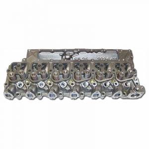 ProMaxx Performance - ProMaxx CHR618N Replacement Cylinder Head w/Valvetrain 94-98 Cummins