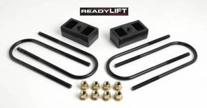 ReadyLift - ReadyLift 2003-18 DODGE-RAM 2500/3500 2'' Rear Block Kit 66-1202