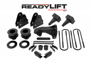 ReadyLift - ReadyLift 2011-16 FORD F250 2.5'' SST Lift Kit with 4'' Rear Blocks - 1 pc Drive Shaft 69-2524