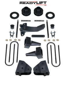 Steering And Suspension - Lift & Leveling Kits - ReadyLift - ReadyLift 2011-16 FORD F350 DRW 3.5'' SST Lift Kit - 2 pc Drive Shaft 69-2535