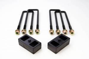 ReadyLift - ReadyLift 2011-18 CHEV/GMC 2500/3500HD 2'' Rear Block Kit 66-3122