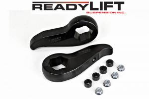 ReadyLift - ReadyLift 2011-18 CHEV/GMC 2500/3500HD 2.25'' Front Leveling Kit (Forged Torsion Key) 66-3011