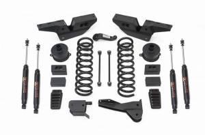 ReadyLift - ReadyLift 2014-18 DODGE-RAM 2500 6'' Lift Kit with SST3000 Shocks 49-1630-K