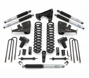 ReadyLift - ReadyLift 2017-2018 FORD F350/F450 5'' Lift Kit with Bilstein Shocks - 2 Piece Drive Shaft 49-2750