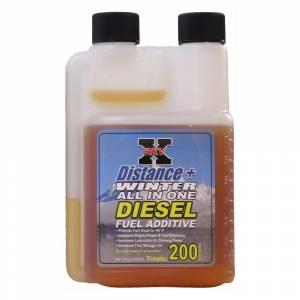 Shop By Part - Accessories - REV-X - REV-X Fuel - DISW-0824 Distance + WINTER Fuel Additive- 8oz Bottle