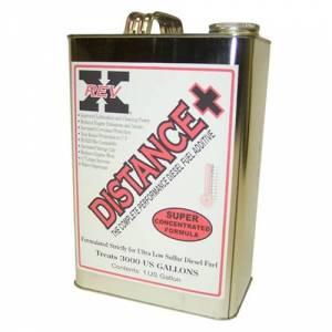 Shop By Part - Accessories - REV-X - REV-X Performance - DISP-1GAL Distance + Performance Fuel Additive - Gallon Bottle