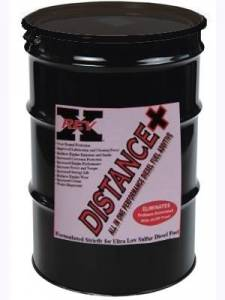 Shop By Part - Accessories - REV-X - REV-X Performance - DISP-55GAL Distance + Performance Fuel Additive - 55 Gallon Drum