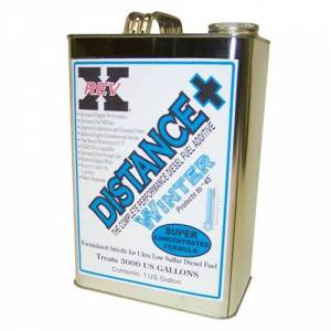 REV-X - REV-X Performance - DISPW-1GAL Distance + Winter Performance Fuel Additive - Gallon Bottle