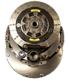 Transmission - Manual Transmission Parts - South Bend Clutch - South Bend 13125-FEK Clutch Kit 88-05 5.9L 5 speed, 99-00.5 6 speed