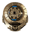 Transmission - Manual Transmission Parts - South Bend Clutch - South Bend 13125-OFER Clutch Kit 88-05 Cummins 5 spd 99-00.5 6 spd