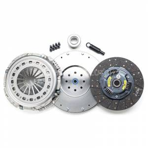 South Bend Clutch - South Bend 13125-OK-HD Clutch Kit 89-03 Dodge 5.9L Cummins 5 Speed