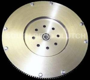 "Transmission - Manual Transmission Parts - South Bend Clutch - South Bend 167890-5 Flywheel 88-05, 99-00.5 Dodge 1-1/4"" Input Shaft"